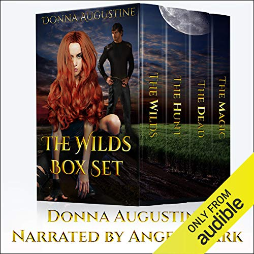 The Wilds Box Set: Books 1-4 Titelbild