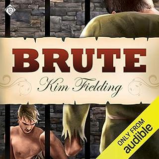 Brute audiobook cover art