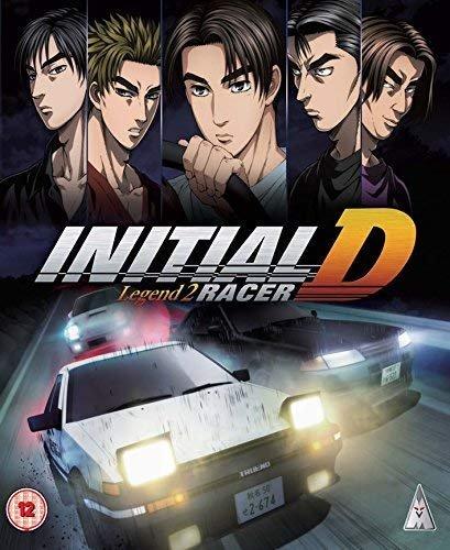 Initial D Legend 2: Racer [DVD] [2018]