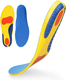 Best shoe inserts arch support plantar fasciitis Reviews