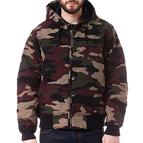 Dickies Bennett Zip up Jacket Camouflage