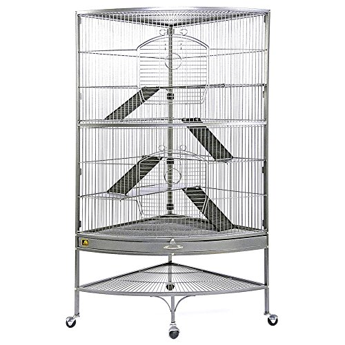 Guinea Pig Habitat for Two Plus Pet Hamster Cage Best Large Crate Ferret Rabbit Bunny Mouse Chinchilla Rat Squirrel Home Homey Small Animal Bedding Super Indoor Outside and eBook by NAKSHOP