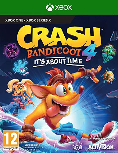 Crash Bandicoot 4 : It's About Time (Xbox One)