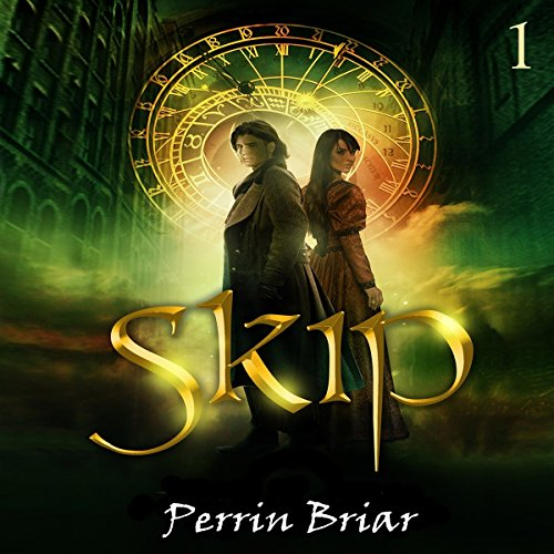 Skip audiobook cover art