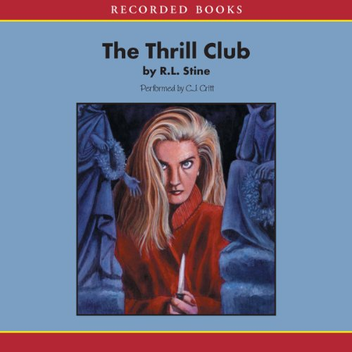 The Thrill Club  audiobook cover art