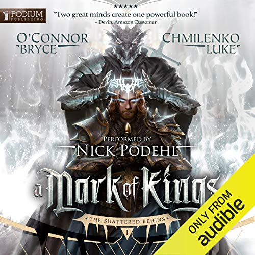 Couverture de A Mark of Kings