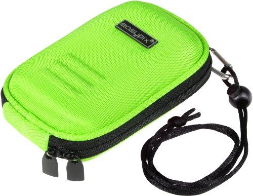 Easypix PopBox wasserabweisend Kamera/Handytasche grün