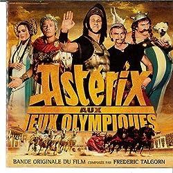 Bof Astérix aux Jeux Olympiques