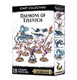 Games Workshop 99129915043' Start Collecting Daemons of Tzeentch Miniature