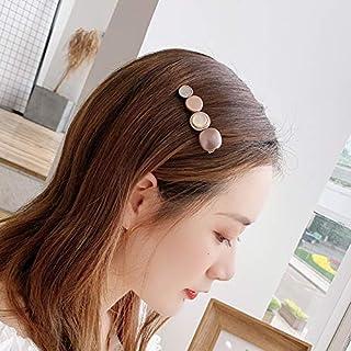 JADE Assorted Fashion Hair Clips for Women and Girls (Set of 2) – Girls Fashion Hair Alligator Clips- Handmade Hair Access...