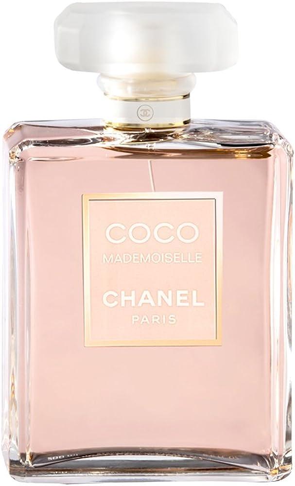 Chanel coco mademoiselle eau de parfum per donna 200 ml vapo spray 17258