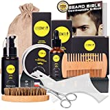 Beard Grooming Kit for Updraed 10 in 1 Beard Care Unique Gifts