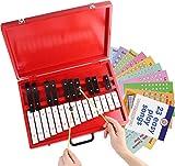 Glockenspiel 25-Note Chromatic Xylophone in...