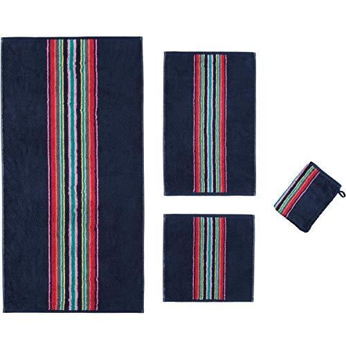 Cawö Home 175 - Tiras de Medias de ópalo, 100% algodón, Toalla de Invitados: 30 x 50 cm