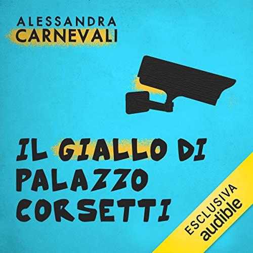 Il giallo di Palazzo Corsetti copertina