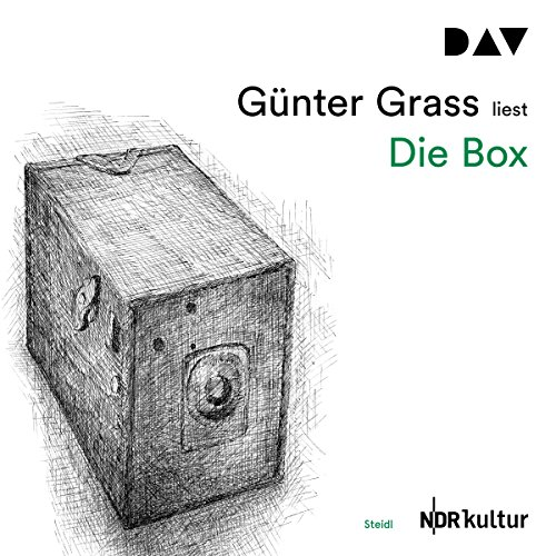 Die Box audiobook cover art