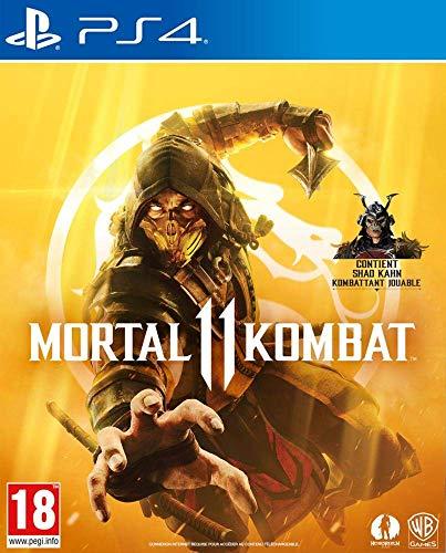 Warner Bros Mortal Kombat 11 vídeo - Juego (PlayStation 4, Lucha, Modo multijugador)