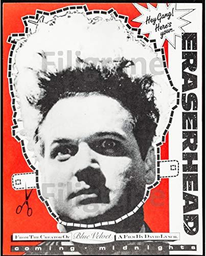 PostersAndCo TM Eraserhead Film Ryws-Poster/Reproduktion 70 x 90 cm * d1 Poster Vintage
