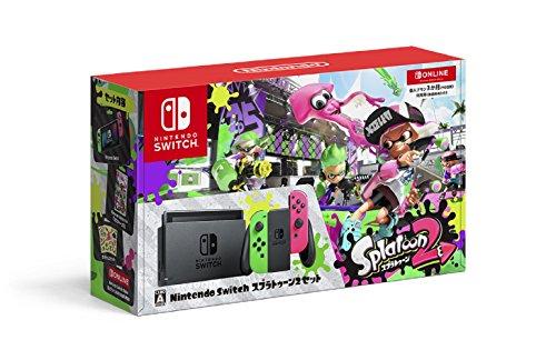 任天堂 / Nintendo Switch スプラトゥーン2 イカすデビューセットの画像1