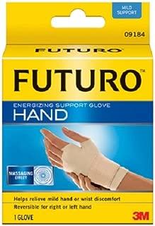FUTURO 09183EN Energizing Support Glove, Medium, Palm Size 7 1/2