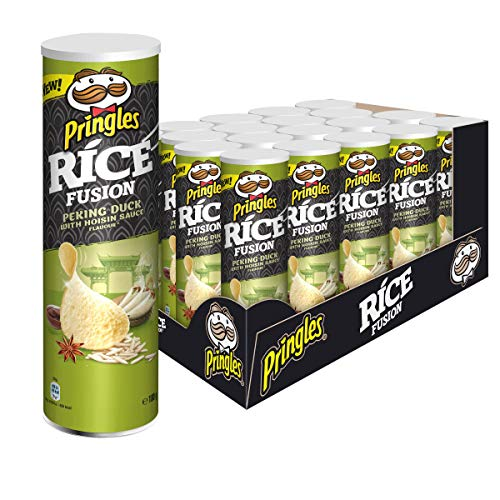 Pringles Pringle Peking Duck with Hoisin Sauce, Rice Chips, 19er Pack (19x180 g)