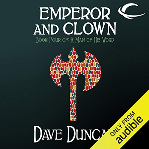 Couverture de Emperor and Clown