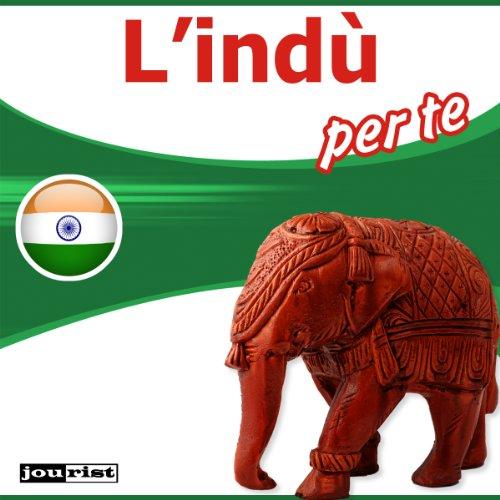 L'indù per te audiobook cover art