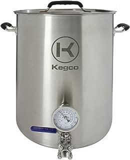 Kegco BF XBK10-T3 Brew Kettle