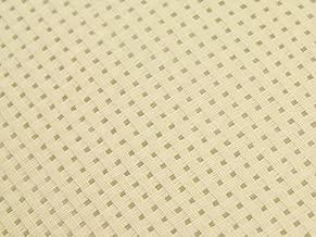 Minerva Crafts 50cm 6 HPI Binca Cross Stitch Fabric Cream - per metre