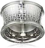 Tommy Hilfiger Jewelry Damen-Ring Classic Signature Edelstahl Gr. 52 (16.6) - 2700816B