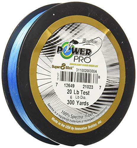 Power Pro Super 8 Slick Fishing Line