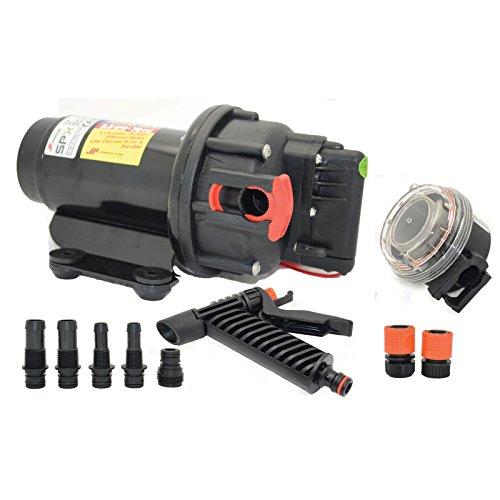 Johnson Pumps 10-13399-0311 Aqua Jet Wash Down Pump Kit, 12V