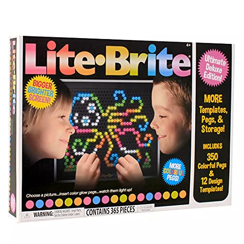 LITE Brite Magic Screen Light Bright Bonus Set