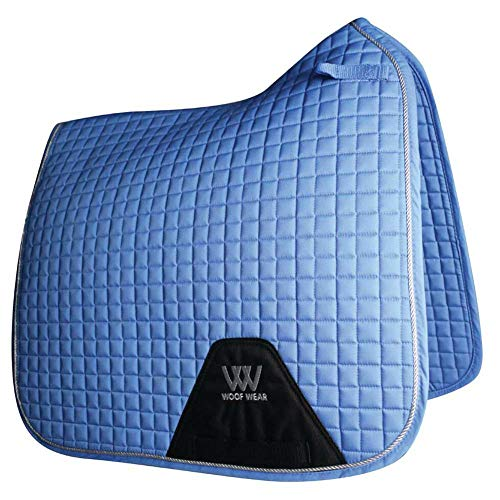 Woof Wear Farbe hfusion Fusion Dressur Sattel Pad, Puder