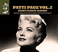 Patti Page - Vol. 2: 8 Classic Albums (4Cd) by Patti Page
