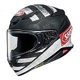 Shoei RF-1400 Scanner Men's Street Motorcycle Helmet - TC-5 Matte/Medium