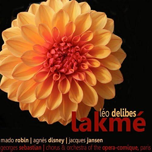 Chorus and Orchestra of Opéra Comique, Paris, Mado Robin, Agnés Disney & Jacques Jansen