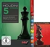 Houdini 5 Standard Chess Playing Software Program