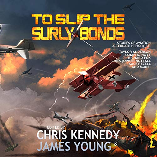 To Slip the Surly Bonds: The Phases of Mars, Book 2