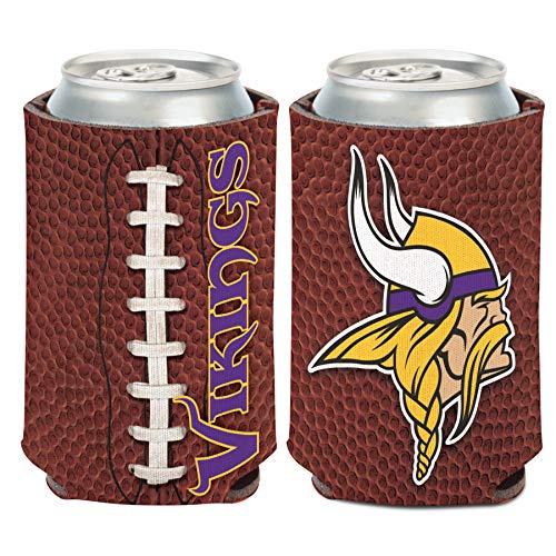 Minnesota Vikings NFL Can Cooler - Enfriador de botellas de neopreno