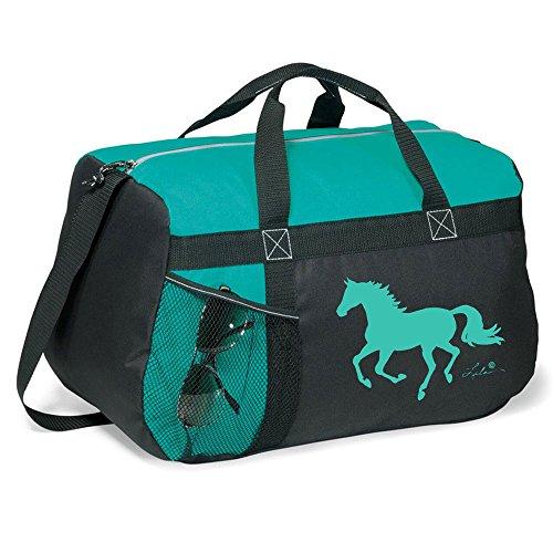 Awst Lila Helmet Duffle Bag Turquoise