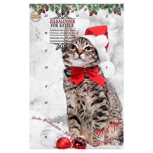 Faunakram Adventskalender für Katzen 2020 Edition - Real Meat