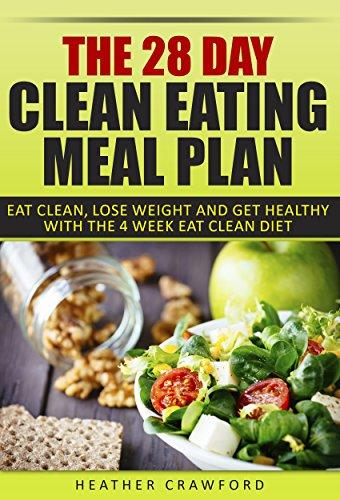 28 day diet book