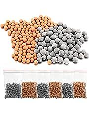 Negatieve Ion Minerale Ballen en PP Katoenen Filters voor Hard Water Filteratie voor Steen Douchekop Vervanging Bio-Actieve Steen Verwijder Chloorfluoride Onzuiverheden