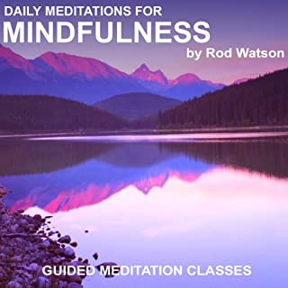 Daily Meditations for Mindfulness cover art