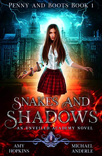 Snakes and Shadows by Amy Hopkins & Michael Anderle ebook deal
