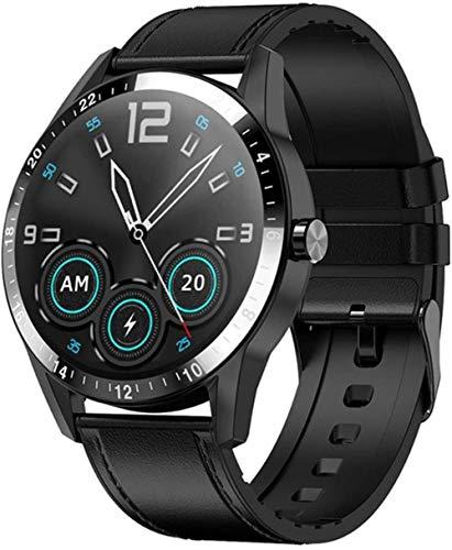 Reloj deportivo para hombre y mujer, pulsera de fitness adecuada para Android 2021 nuevo reloj inteligente Bluetooth llamada Smartwatch-A