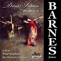 Music of James Barnes by JAMES BARNES (2013-04-30)