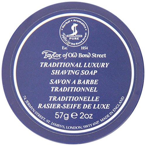 Taylor of Old Bond Street Jabón de afeitar Tradicional Taylor of Old Bond Street 57gr 100 g
