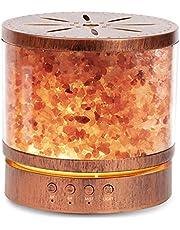 Aromadiffuser, ultrasone luchtbevochtiger, aromatherapie, diffuser met oliën, BPA-vrij, 7 kleuren, led-geurlampen voor slaapkamer, kantoor, spa
